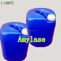 High Quality 2000u/g Alpha Amylase Enzyme for textile KD-50