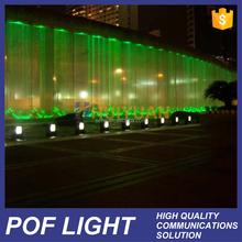 HUIYUAN cost effective best diy fiber optic lighting curtain