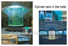 zylinder tank schmuck im hotel