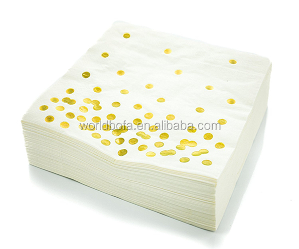 napkin with gold foil.jpg