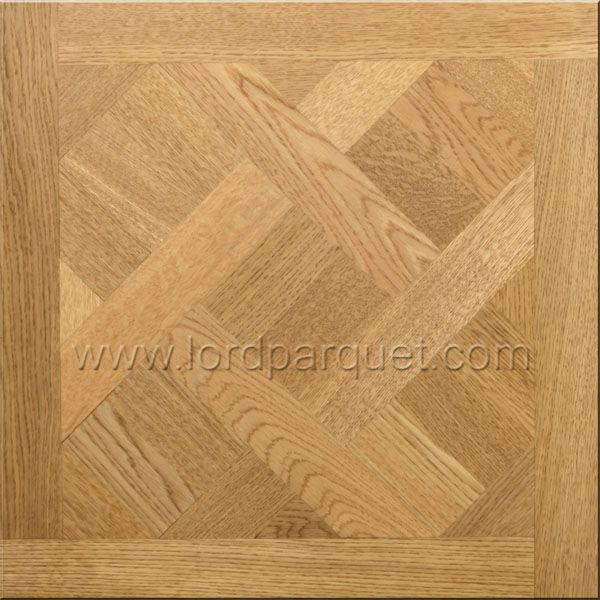 Oak wooden versailles flooring panel parquet tile pt003 buy wooden