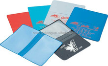 2014 Professional Manufactory PVC Plastic vinyl credit card holder In China