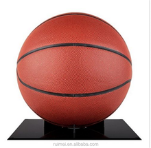 Single Ballqube Laptop Basketball VolleyBall Soccer Ball Display Stand