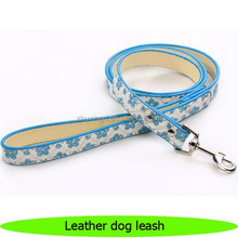 Wholesale leather dog leash, fashion cheap pet leash, pets and dogs