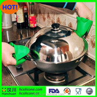 Animal shape Safe High Quality Waterproof Kitchen Silicone heat resistant glove