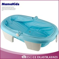 2015 new design EN71 passed lovely baby plastic portable small bathtub
