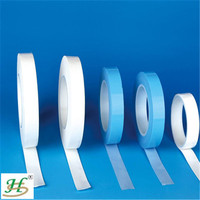 Acrylic adhesive thermal transfer blue film double sided tape