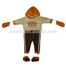 2014 novo estilo de moda venda quente feito de importação na china roupa infantil da china