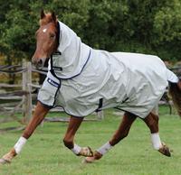 horse blanket fabric