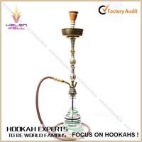 Gold Egypt Zinc Alloy Hookah Shisha for Sale