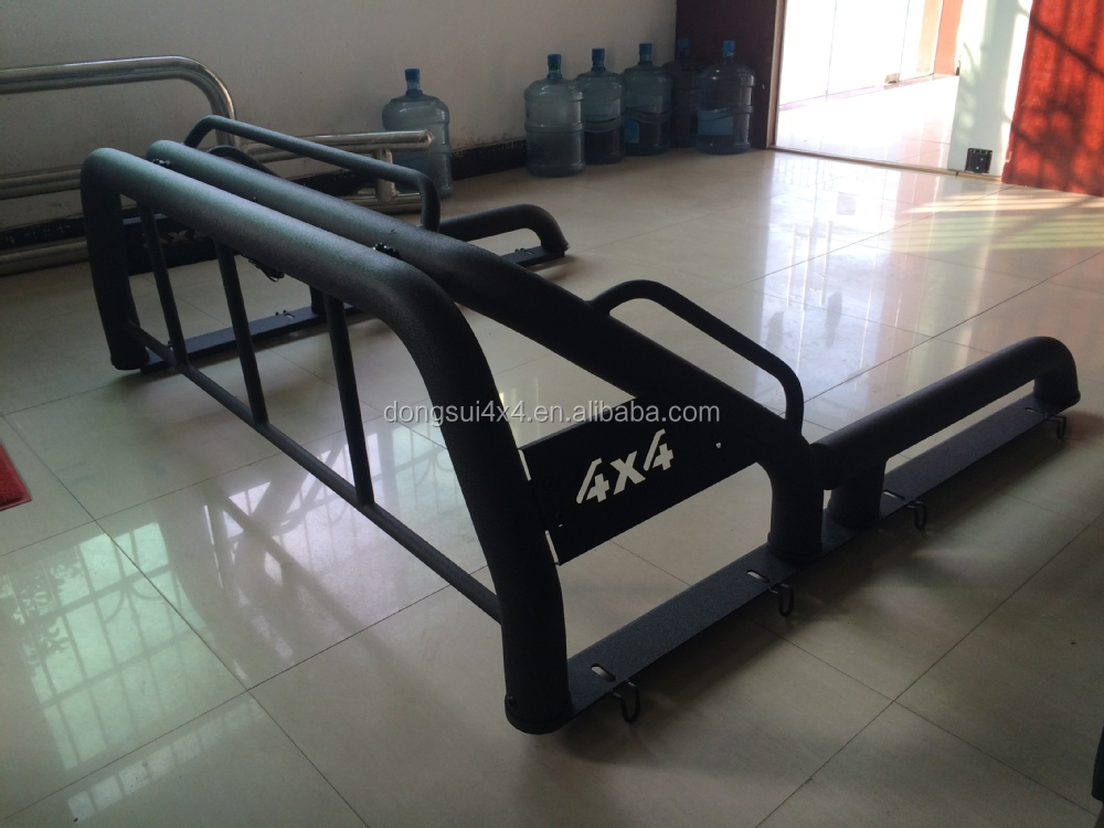 Factory Roll Bar Black Steel Roll Bar With Brake Ligth Fit