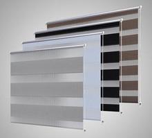 Best price style office zebra curtains