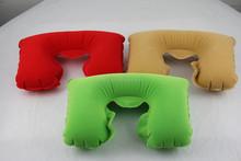 U shape inflatable air cushion for travel