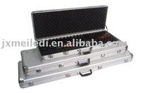 aluminium gun case with egg foam insert