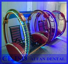 [Aifan]Most Popular Amusement Park Happy Tour Kart/Electric Swing car For Sale