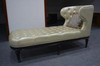 china furniture living room italian leather sofa chaise XYN1827