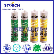 Resistant to moisture acetic waterproof mould-proof silicone sealant