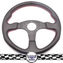 High Quality NOB Classic Steering Wheel (Cabon Fiber)