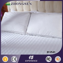 new products 2015 bright color memory foam feather pillow