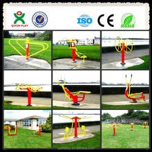 Parque de aço galvanizado ao ar livre equipamentos de musculação / adulto ao ar livre equipamentos de musculação para adultos
