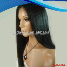 natural afro human hair top closure lace wigs lace front wigs