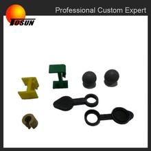 with TS16949 ISO9001:2008 eco-friendly high temperature resistant silicone rubber feet