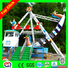 Top 10 amusement park rides manufacturer pirate ship swing set