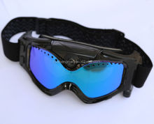 CE approval rechargeable Lens colorful sport goggle ski for men
