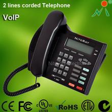Caller ID reader Wall mount or desk Voip sip phone