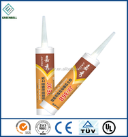 JX368 waterproof weather resistant stone materials silicone sealant