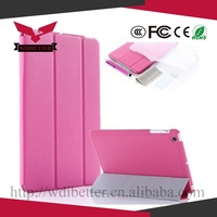 Best for Ipad Air 2 Cases Covers Luxury Leather Case Thinner Lighter Good Quality Factory Cheap Price Wholesale
