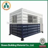 Modular 20ft living container tent