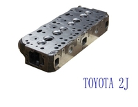 Cylinder head for TOYOTA 2J