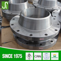 The most standard ansi B16.48 WN welding neck forged flange