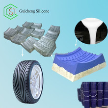 high temperature resistant silicone rubber for tyre mold