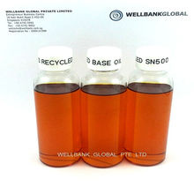 Recycled Base Oil SN 150 SN 500 SN 700