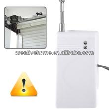 Wireless Metal Rolling Shutter Gates Garage Door Sensor for GSM / PSTN Security Auto Dial Burglar Home Alarm System Accessory