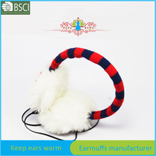 knit earmuff
