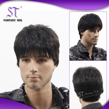 2015 New Product chinese men wig hair