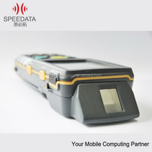 Latest technology handheld support Java and C language hot sell long range uhf rfid reader