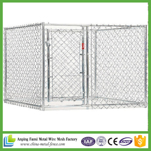 5ftx5ftx4ft Canil Heavy Duty Pet Dog Playpen Exercício Pen Cat Run Fence para Chicken Coop Galinhas Casa