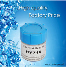 Better than regular types HY700 silver thermal silicone grease for laptop CPU/VGA cooler