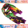 Zebra Digital Printed Infinity Cashmere Winter Scarf