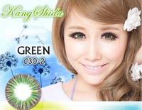 2014 new arrival color contacts,eye contacts rainbow,china big eye contact lenses