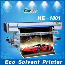 Garros Brand 1.8m Inkjet Printer Digital Printing Machine Price for sticker printing machine for sale