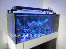 24inch 36inch 48inch cree leds aquarium led lighting aqua with sd card connected to computers best for coral plant