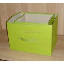 polyester fabric organizer container