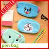 Hot selling new design high quality super cheap cute plush pencil case