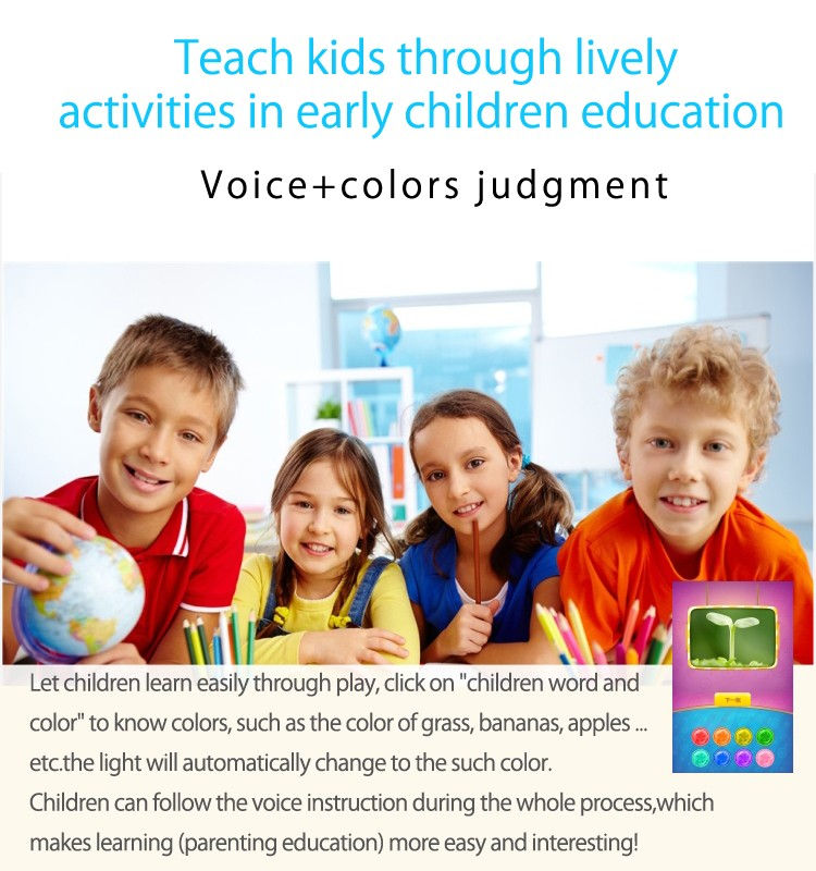 parenting and education during early childhood