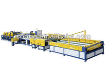 Auto duct forming machine; Super Auto Duct Line 5
